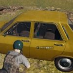 【PUBG】プレイ9回目:はじめての車。そして返り討ち再び?