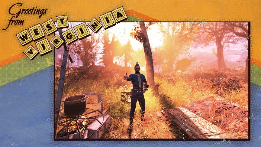 Fallout76はおもしろいが購入は未定