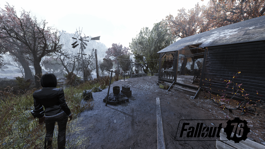 【Fallout 76】 Isolated Cabin